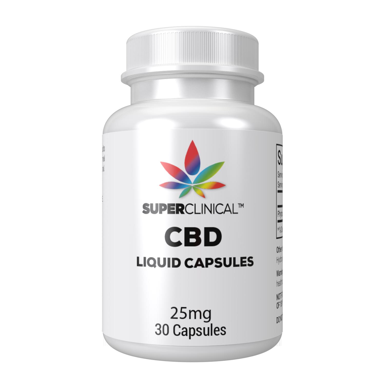CBD Liquid Capsules